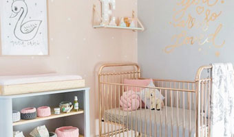 Comment bien pr parer la chambre de b b guide de naissance for Quand preparer la chambre de bebe